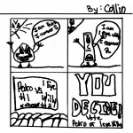 East Middle School Comics 30